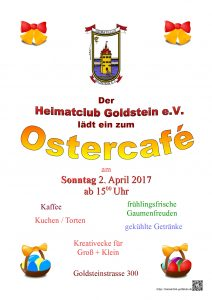 ostercafé einladung
